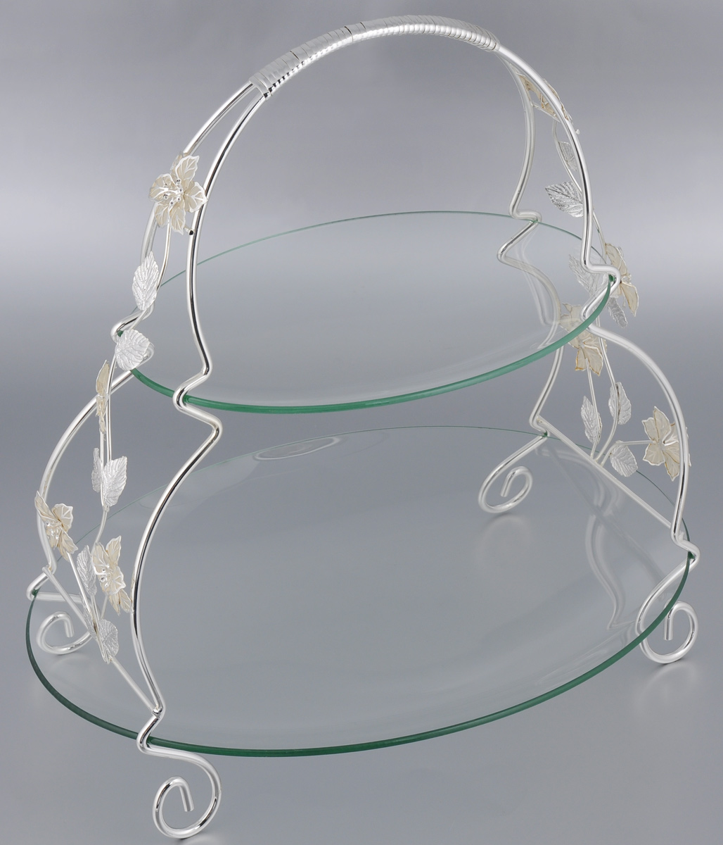 Ваза универсальная Marquis, 2 яруса. 3101-MR ваза керамическая 20 х 11 х 41 см