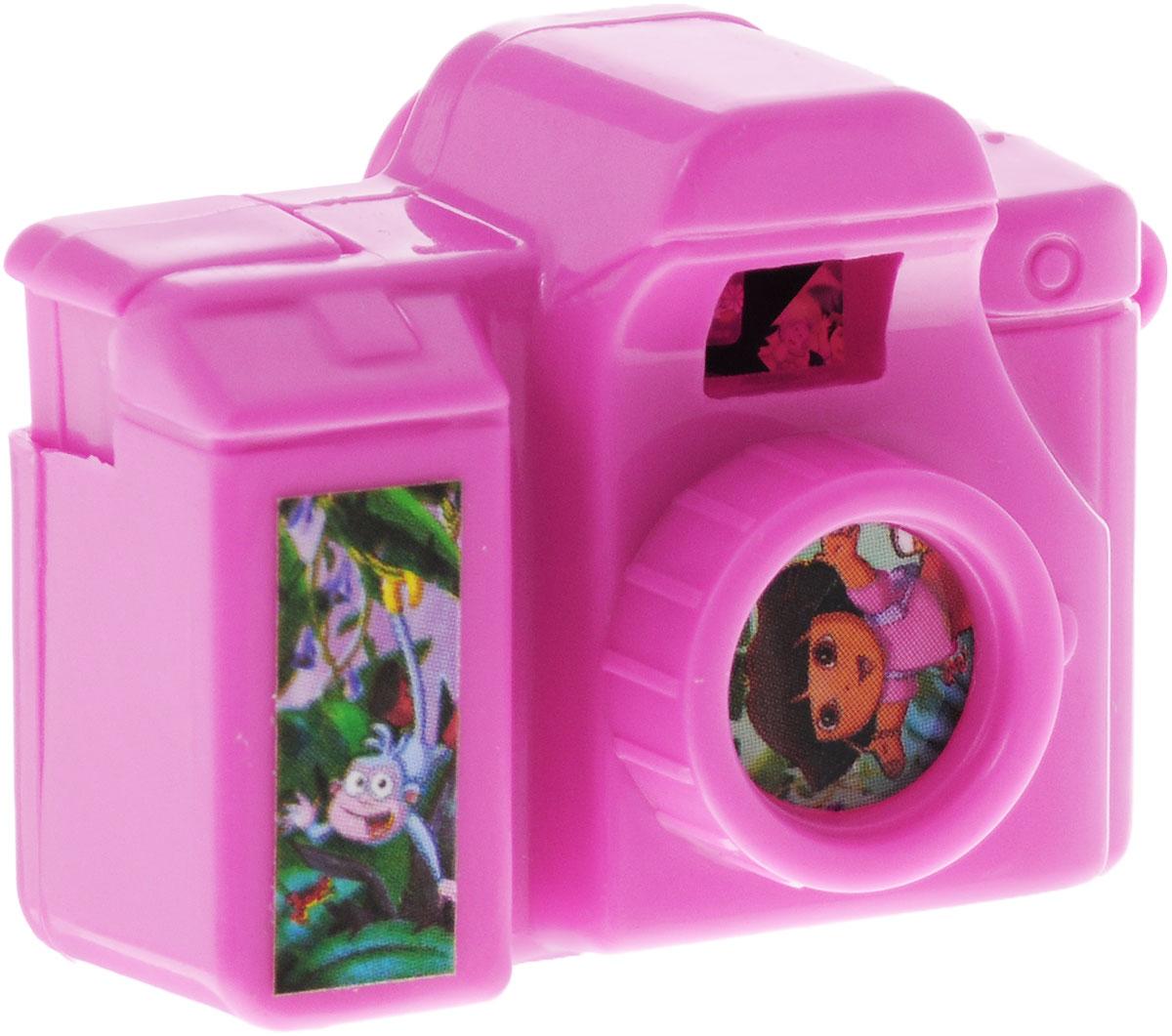 Веселая затея Фотоаппарат Даша-путешественница цвет в ассортименте
