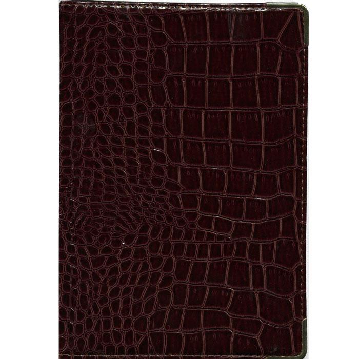 Index Ежедневник Croco недатированный 168 листов цвет коричневыйIDN009/A5/BRНедатированный ежедневник Index Croco - это один из удобных способов систематизации всех предстоящих событий и незаменимый помощник для каждого. Обложка выполнена из высококачественной искусственной кожи, с прострочкой по периметру, поролоновой подкладкой и металлическими уголками. Внутренний блок - тонированная бумага плотностью 80 г/м2, двухцветная печать, ляссе, разворот - два рабочих дня.Помимо листов для ежедневного планирования вы найдете:Страницу для записи личных данных;Календарь на 2013-2016 гг.;Список телефонных кодов;Список номеров штрих-кодов, размеры одежды, различные единицы измерения. Все планы и записи всегда будут у вас перед глазами, что позволит легко ориентироваться в графике дел, событий и встреч.