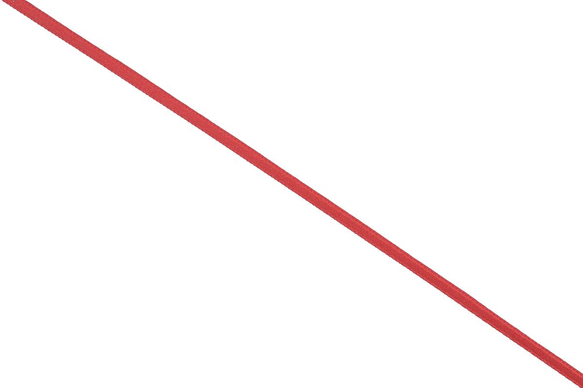 Лента атласная Prym, цвет: бордовый, ширина 3 мм, длина 50 м697069_75Атласная лента Prym изготовлена из 100% полиэстера. Область применения атласной ленты весьма широка. Изделие предназначено для оформления цветочных букетов, подарочных коробок, пакетов. Кроме того, она с успехом применяется для художественного оформления витрин, праздничного оформления помещений, изготовления искусственных цветов. Ее также можно использовать для творчества в различных техниках, таких как скрапбукинг, оформление аппликаций, для украшения фотоальбомов, подарков, конвертов, фоторамок, открыток и многого другого.Ширина ленты: 3 мм.Длина ленты: 50 м.