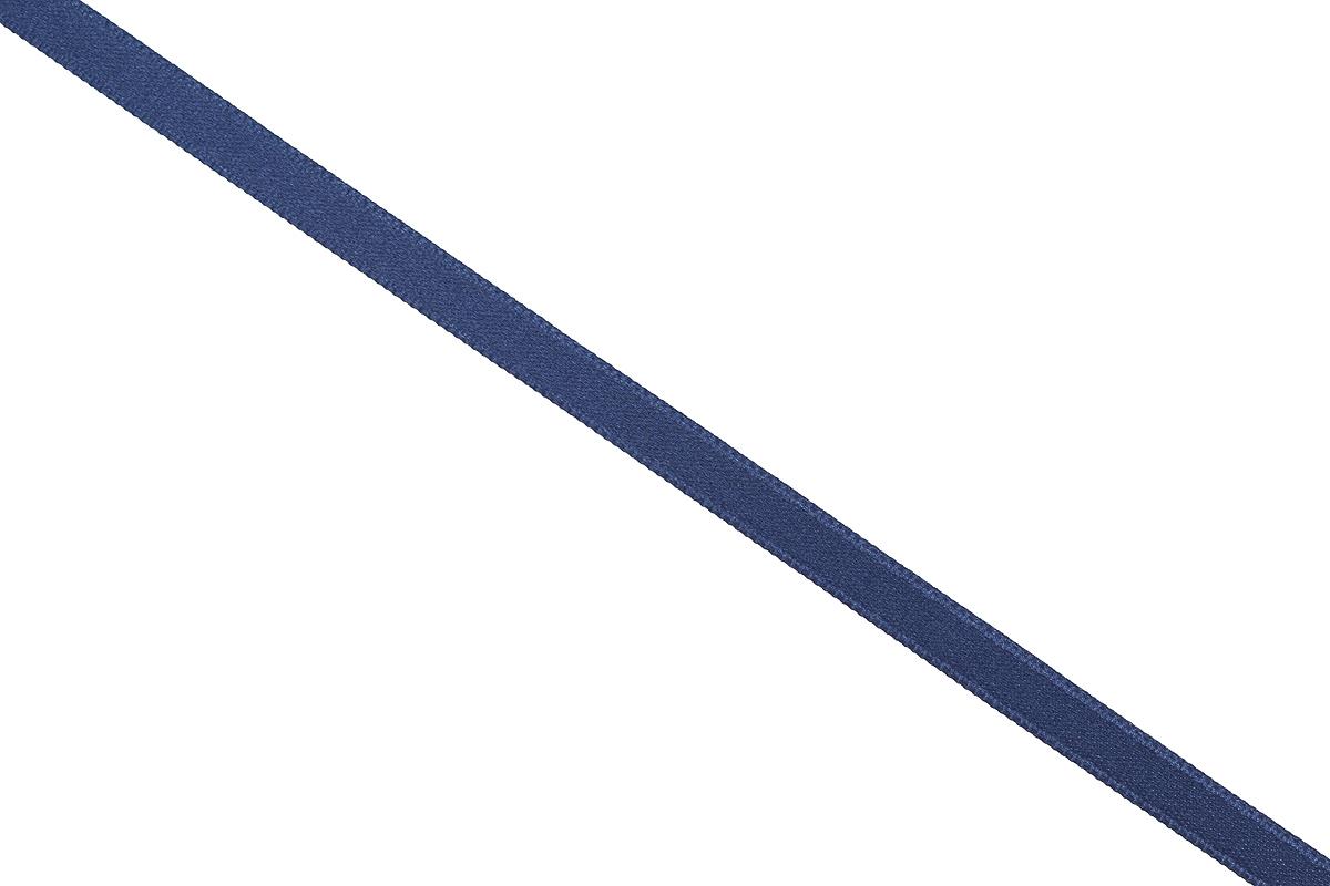 Лента атласная Prym, цвет: темно-синий, ширина 6 мм, длина 25 м697070_57Атласная лента Prym изготовлена из 100% полиэстера. Область применения атласной ленты весьма широка. Изделие предназначено для оформления цветочных букетов, подарочных коробок, пакетов. Кроме того, она с успехом применяется для художественного оформления витрин, праздничного оформления помещений, изготовления искусственных цветов. Ее также можно использовать для творчества в различных техниках, таких как скрапбукинг, оформление аппликаций, для украшения фотоальбомов, подарков, конвертов, фоторамок, открыток и многого другого.Ширина ленты: 6 мм.Длина ленты: 25 м.