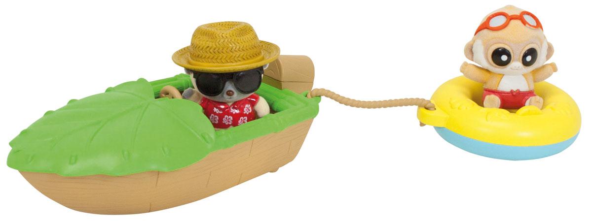 Simba Игровой набор Быстроходный катер simba микрофон на стойке