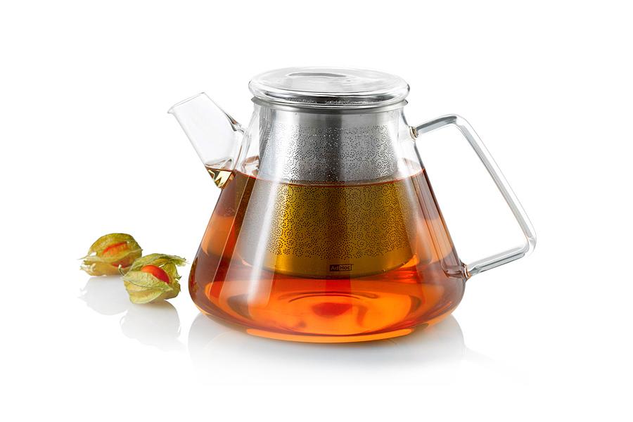 Чайник с ситечком для заваривания AdHoc. 010.050201.001 чайник с ситечком для заваривания чая