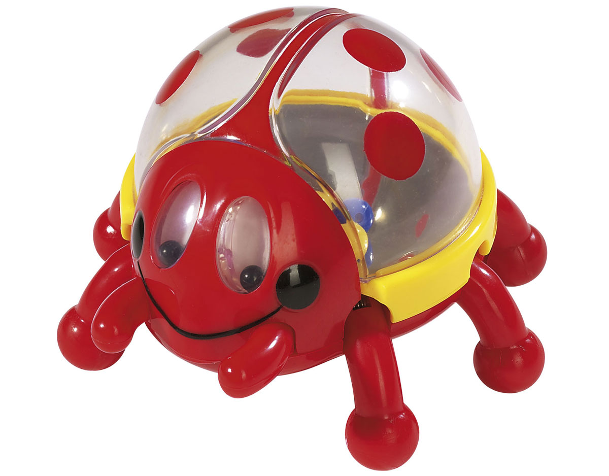 Simba Погремушка Божья коровка фигурки игрушки simba игрушка божья коровка