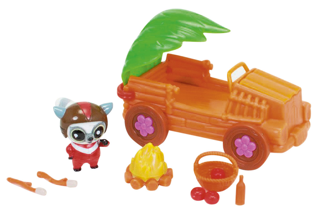 Simba Игровой набор Safari Jeep simba микрофон на стойке