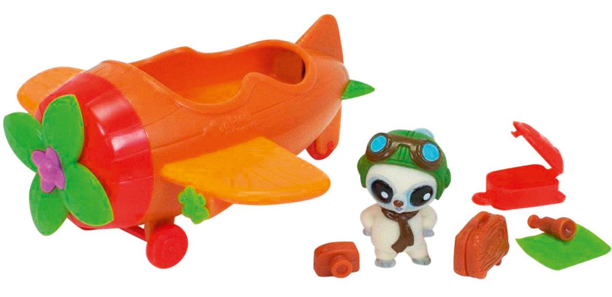 Simba Игровой набор YooHoo & Friends Самолет simba микрофон на стойке
