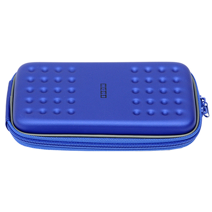 Футляр с жестким корпусом Hori для PS Vita (синий) цена и фото