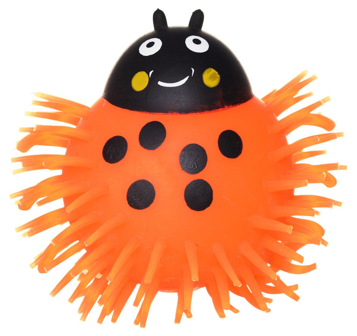 1TOY Игрушка-антистресс Ё-Ёжик Жук 1toy игрушка антистресс ё ёжик животное цвет бежевый