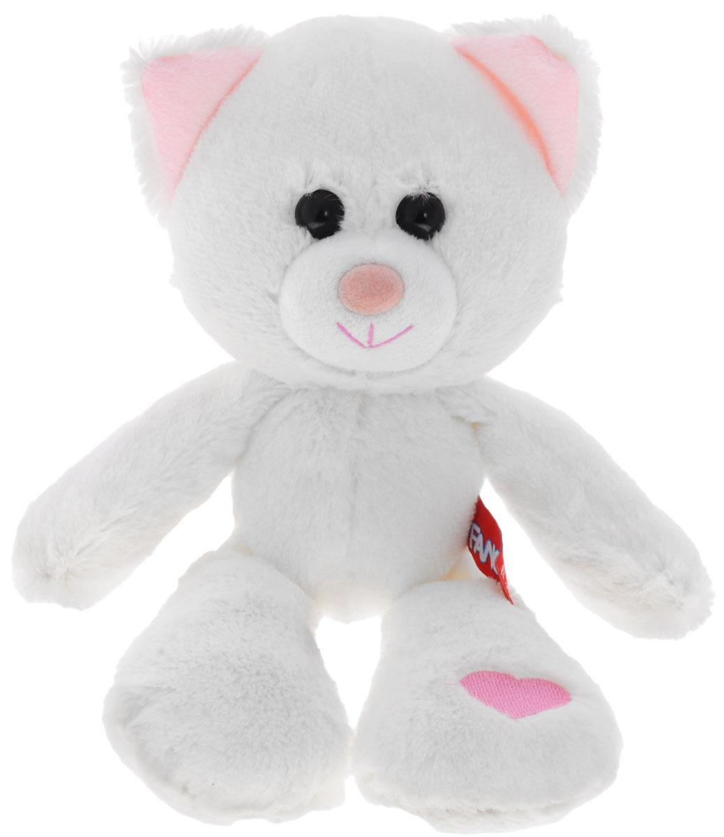 Fancy Мягкая игрушка Котенок Бася егерь последний билет в рай котенок