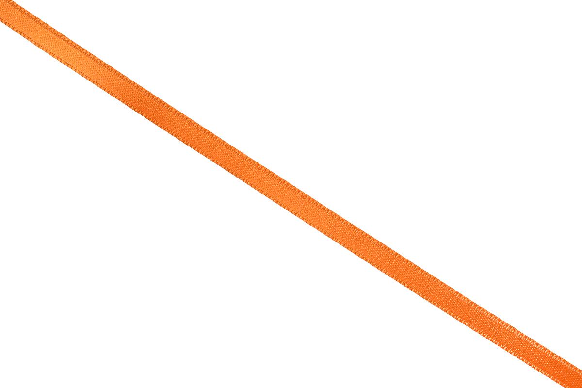 Лента атласная Prym, цвет: оранжевый, ширина 6 мм, длина 25 м697070_30Атласная лента Prym изготовлена из 100% полиэстера. Область применения атласной ленты весьма широка. Изделие предназначено для оформления цветочных букетов, подарочных коробок, пакетов. Кроме того, она с успехом применяется для художественного оформления витрин, праздничного оформления помещений, изготовления искусственных цветов. Ее также можно использовать для творчества в различных техниках, таких как скрапбукинг, оформление аппликаций, для украшения фотоальбомов, подарков, конвертов, фоторамок, открыток и многого другого.Ширина ленты: 6 мм.Длина ленты: 25 м.