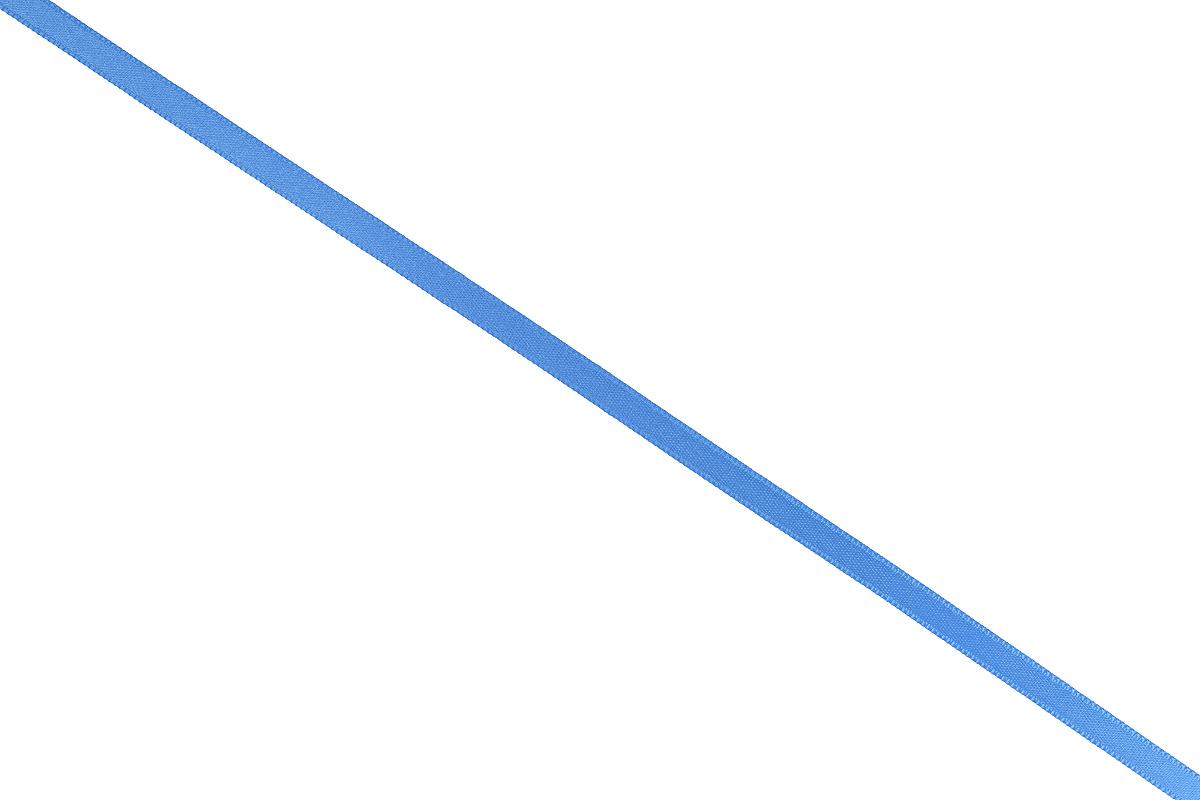 Лента атласная Prym, цвет: голубой, ширина 6 мм, длина 25 м697070_59Атласная лента Prym изготовлена из 100% полиэстера. Область применения атласной ленты весьма широка. Изделие предназначено для оформления цветочных букетов, подарочных коробок, пакетов. Кроме того, она с успехом применяется для художественного оформления витрин, праздничного оформления помещений, изготовления искусственных цветов. Ее также можно использовать для творчества в различных техниках, таких как скрапбукинг, оформление аппликаций, для украшения фотоальбомов, подарков, конвертов, фоторамок, открыток и многого другого.Ширина ленты: 6 мм.Длина ленты: 25 м.