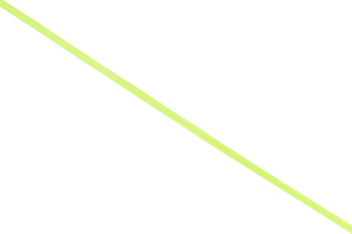 Лента атласная Prym, цвет: салатовый, ширина 3 мм, длина 50 м697068_68Атласная лента Prym изготовлена из 100% полиэстера. Область применения атласной ленты весьма широка. Изделие предназначено для оформления цветочных букетов, подарочных коробок, пакетов. Кроме того, она с успехом применяется для художественного оформления витрин, праздничного оформления помещений, изготовления искусственных цветов. Ее также можно использовать для творчества в различных техниках, таких как скрапбукинг, оформление аппликаций, для украшения фотоальбомов, подарков, конвертов, фоторамок, открыток и многого другого.Ширина ленты: 3 мм.Длина ленты: 50 м.