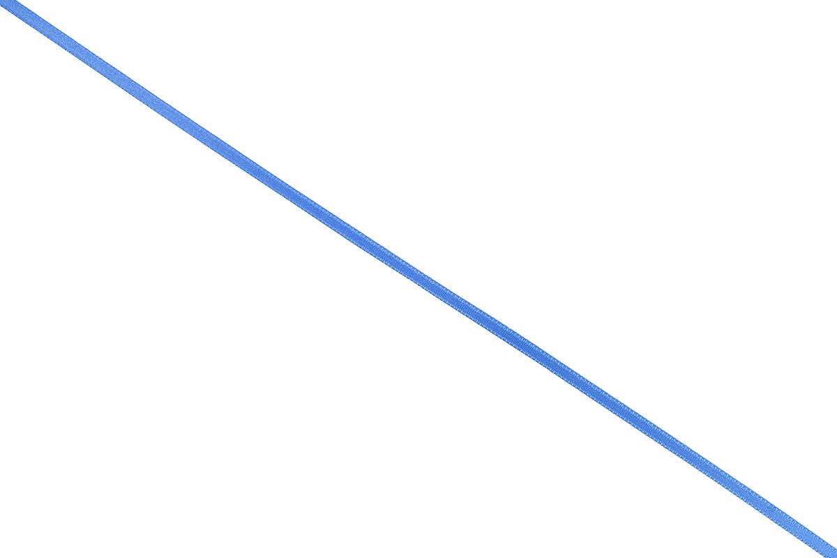 Лента атласная Prym, цвет: темно-голубой, ширина 3 мм, длина 50 м697069_59Атласная лента Prym изготовлена из 100% полиэстера. Область применения атласной ленты весьма широка. Изделие предназначено для оформления цветочных букетов, подарочных коробок, пакетов. Кроме того, она с успехом применяется для художественного оформления витрин, праздничного оформления помещений, изготовления искусственных цветов. Ее также можно использовать для творчества в различных техниках, таких как скрапбукинг, оформление аппликаций, для украшения фотоальбомов, подарков, конвертов, фоторамок, открыток и многого другого.Ширина ленты: 3 мм.Длина ленты: 50 м.