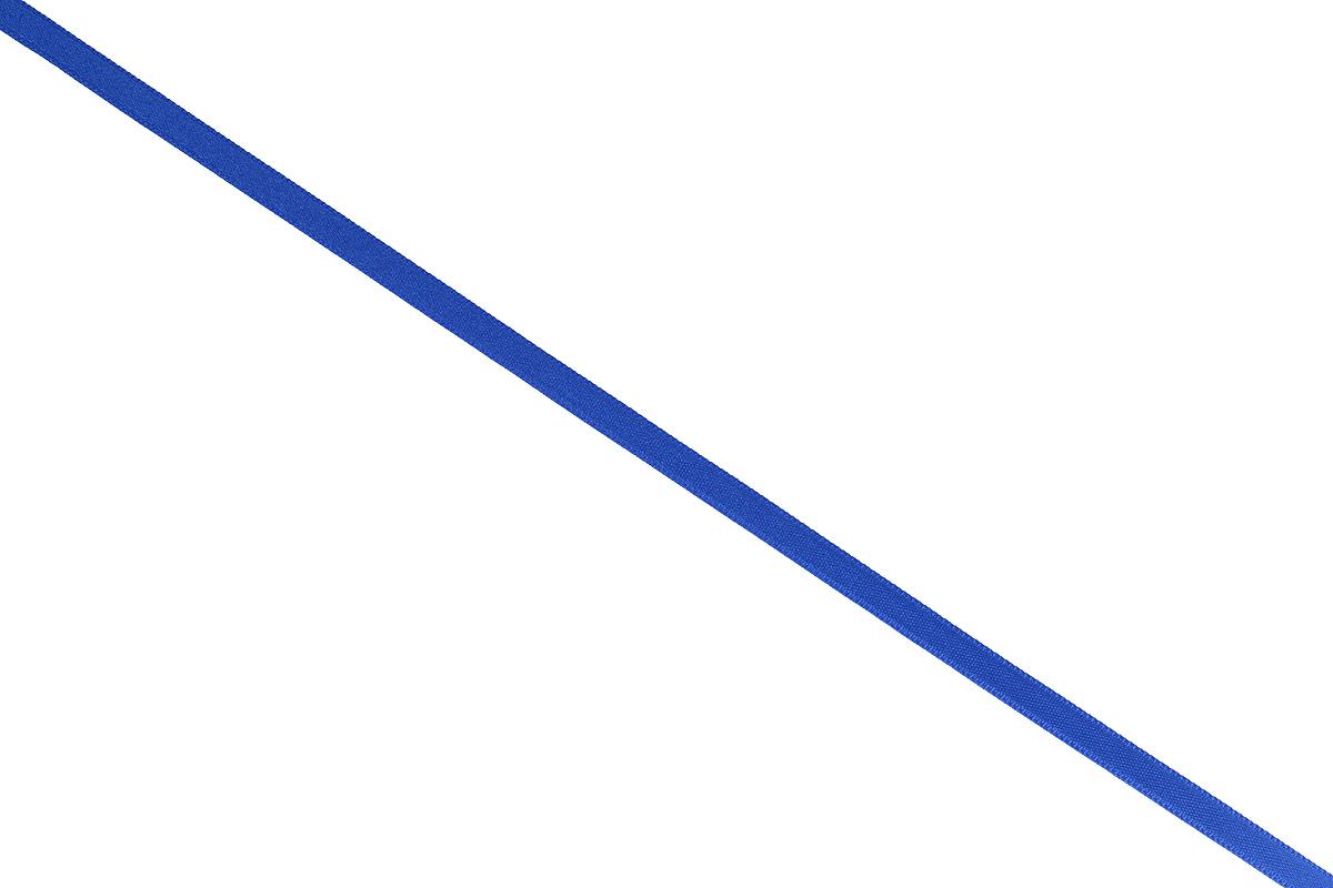 Лента атласная Prym, цвет: ярко-синий, ширина 6 мм, длина 25 м697070_55Атласная лента Prym изготовлена из 100% полиэстера. Область применения атласной ленты весьма широка. Изделие предназначено для оформления цветочных букетов, подарочных коробок, пакетов. Кроме того, она с успехом применяется для художественного оформления витрин, праздничного оформления помещений, изготовления искусственных цветов. Ее также можно использовать для творчества в различных техниках, таких как скрапбукинг, оформление аппликаций, для украшения фотоальбомов, подарков, конвертов, фоторамок, открыток и многого другого.Ширина ленты: 6 мм.Длина ленты: 25 м.