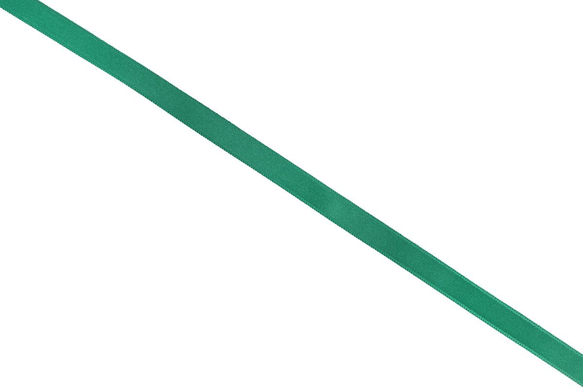 Лента атласная Prym, цвет: зеленый, ширина 10 мм, длина 25 м697086_43Атласная лента Prym изготовлена из 100% полиэстера. Область применения атласной ленты весьма широка. Изделие предназначено для оформления цветочных букетов, подарочных коробок, пакетов. Кроме того, она с успехом применяется для художественного оформления витрин, праздничного оформления помещений, изготовления искусственных цветов. Ее также можно использовать для творчества в различных техниках, таких как скрапбукинг, оформление аппликаций, для украшения фотоальбомов, подарков, конвертов, фоторамок, открыток и многого другого.Ширина ленты: 10 мм.Длина ленты: 25 м.