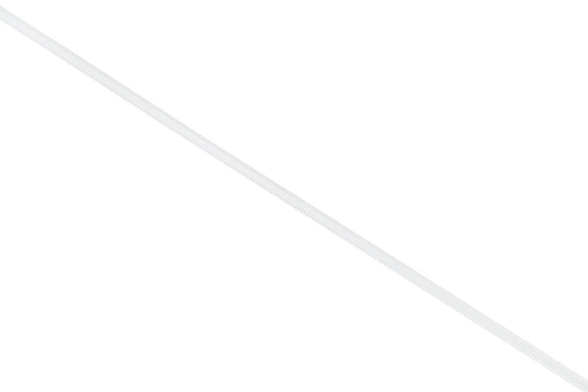 Лента атласная Prym, цвет: молочный, ширина 3 мм, длина 50 м697069_16Атласная лента Prym изготовлена из 100% полиэстера. Область применения атласной ленты весьма широка. Изделие предназначено для оформления цветочных букетов, подарочных коробок, пакетов. Кроме того, она с успехом применяется для художественного оформления витрин, праздничного оформления помещений, изготовления искусственных цветов. Ее также можно использовать для творчества в различных техниках, таких как скрапбукинг, оформление аппликаций, для украшения фотоальбомов, подарков, конвертов, фоторамок, открыток и многого другого.Ширина ленты: 3 мм.Длина ленты: 50 м.