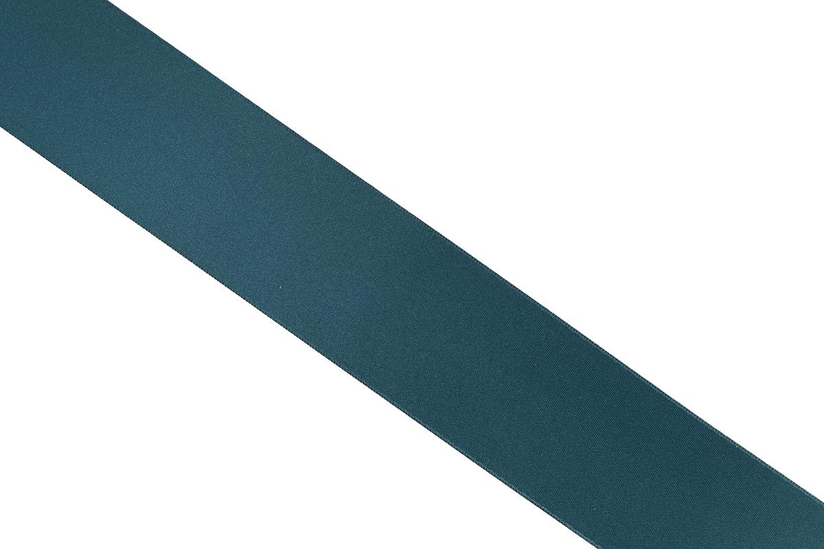 Лента атласная Prym, цвет: темно-зеленый, ширина 50 мм, длина 25 м695807_46Атласная лента Prym изготовлена из 100% полиэстера. Область применения атласной ленты весьма широка. Изделие предназначено для оформления цветочных букетов, подарочных коробок, пакетов. Кроме того, она с успехом применяется для художественного оформления витрин, праздничного оформления помещений, изготовления искусственных цветов. Ее также можно использовать для творчества в различных техниках, таких как скрапбукинг, оформление аппликаций, для украшения фотоальбомов, подарков, конвертов, фоторамок, открыток и многого другого.Ширина ленты: 50 мм.Длина ленты: 25 м.