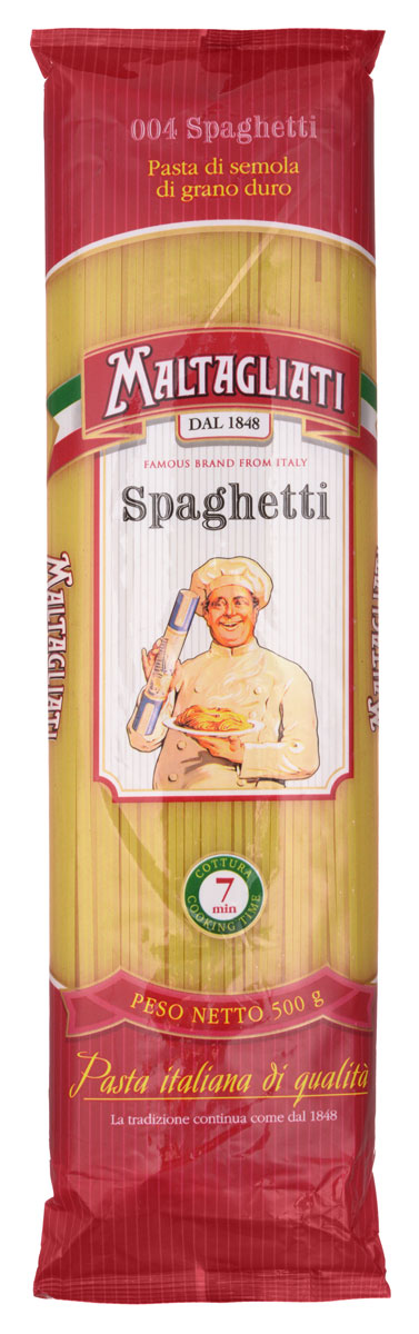 Maltagliati Spaghetti Спагетти макароны, 500 г maltagliati gnocchi куколка макароны 500 г
