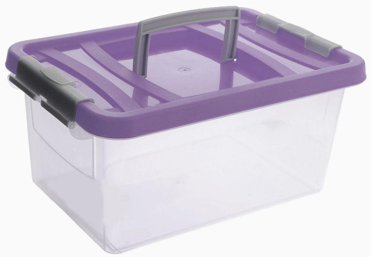 """Контейнер """"Martika"""" прямоугольной формы  предназначен специально для хранения  пищевых продуктов. Устойчив к воздействию  масел и жиров.  Крышка легко открывается и плотно закрывается  с помощью защелок. Изделие оснащено удобной  ручкой. Прозрачные стенки позволяют видеть  содержимое. В такой емкости продукты могут  хратиться в морозильной камере, благоларя  высокой прочности. Диапазон температур для  эксплуатации - от -40°С до +100°С.  Контейнер необыкновенно удобен, его можно  брать на пикник, за город, в поход.  Объем: 8 л."""