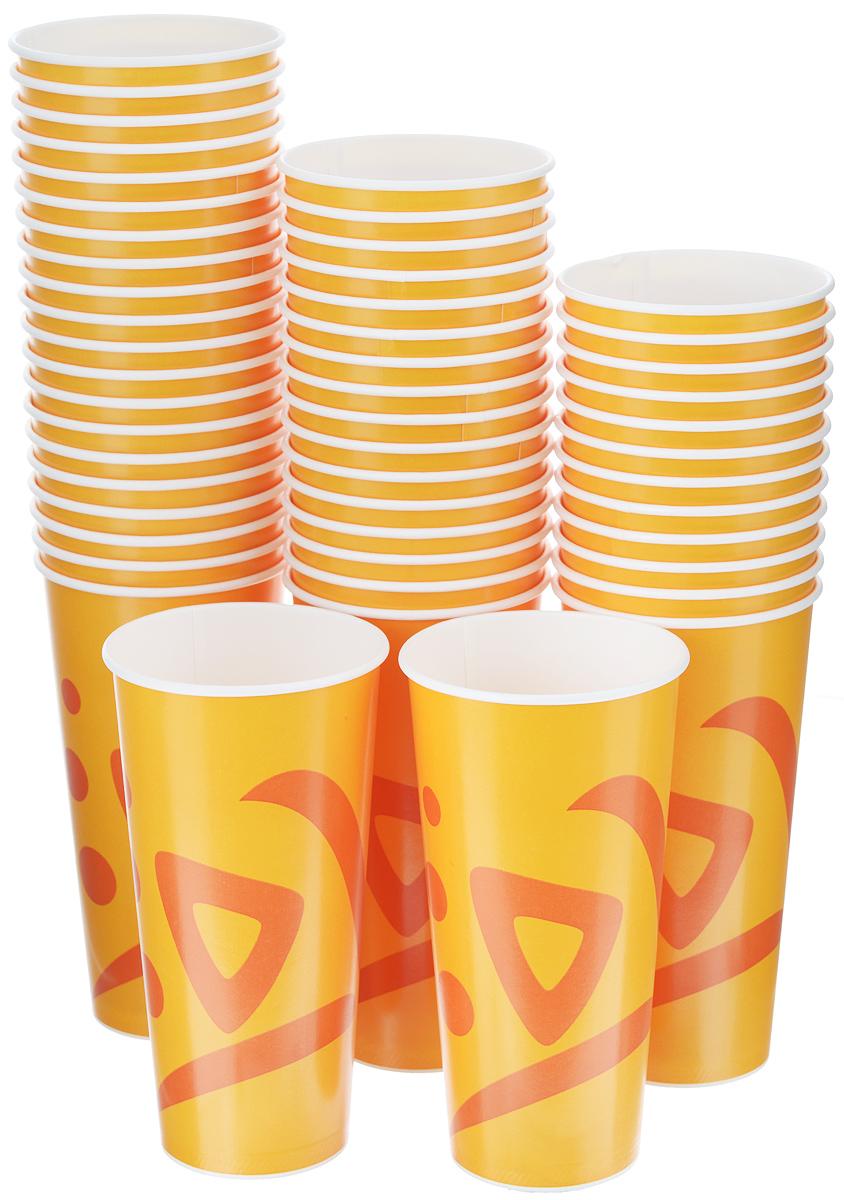 Набор одноразовых стаканов Huhtamaki Whizz, 500 мл, 50 штПОС17901Одноразовые стаканы Huhtamaki Whizz изготовлены из плотной бумаги и оформлены оригинальным рисунком. Изделия предназначены для подачи холодных напитков. Вы можете взять их с собой на природу, в парк, на пикник и наслаждаться вкусными напитками. Несмотря на то, что стаканы бумажные, они очень прочные и не промокают. Диаметр стакана (по верхнему краю): 9 см.Высота стакана: 17 см.