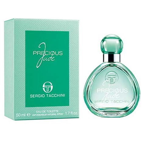 Sergio Tacchini  PRECIOUS JADE WOMAN туалетная вода 50 мл s oliver superior woman туалетная вода 50 мл