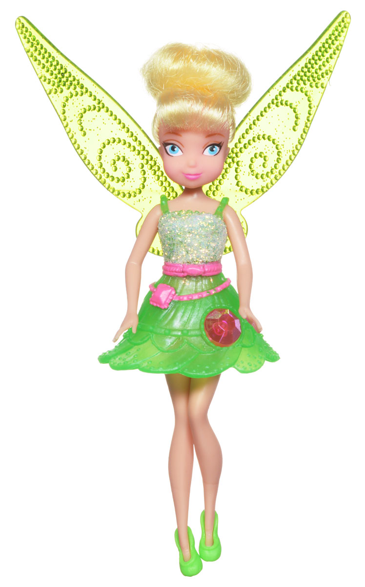 Disney Fairies Мини-кукла Pirate Fairy Tink аккумулятор ks is ks 323 40000mah black