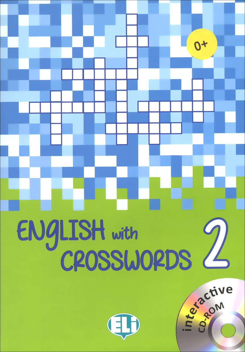 English with Crosswords 2 (+ CD-ROM) new eli picture dictionary cd rom german