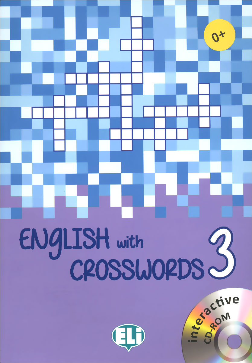 English with Crosswords 3 (+ CD-ROM) new eli picture dictionary cd rom german