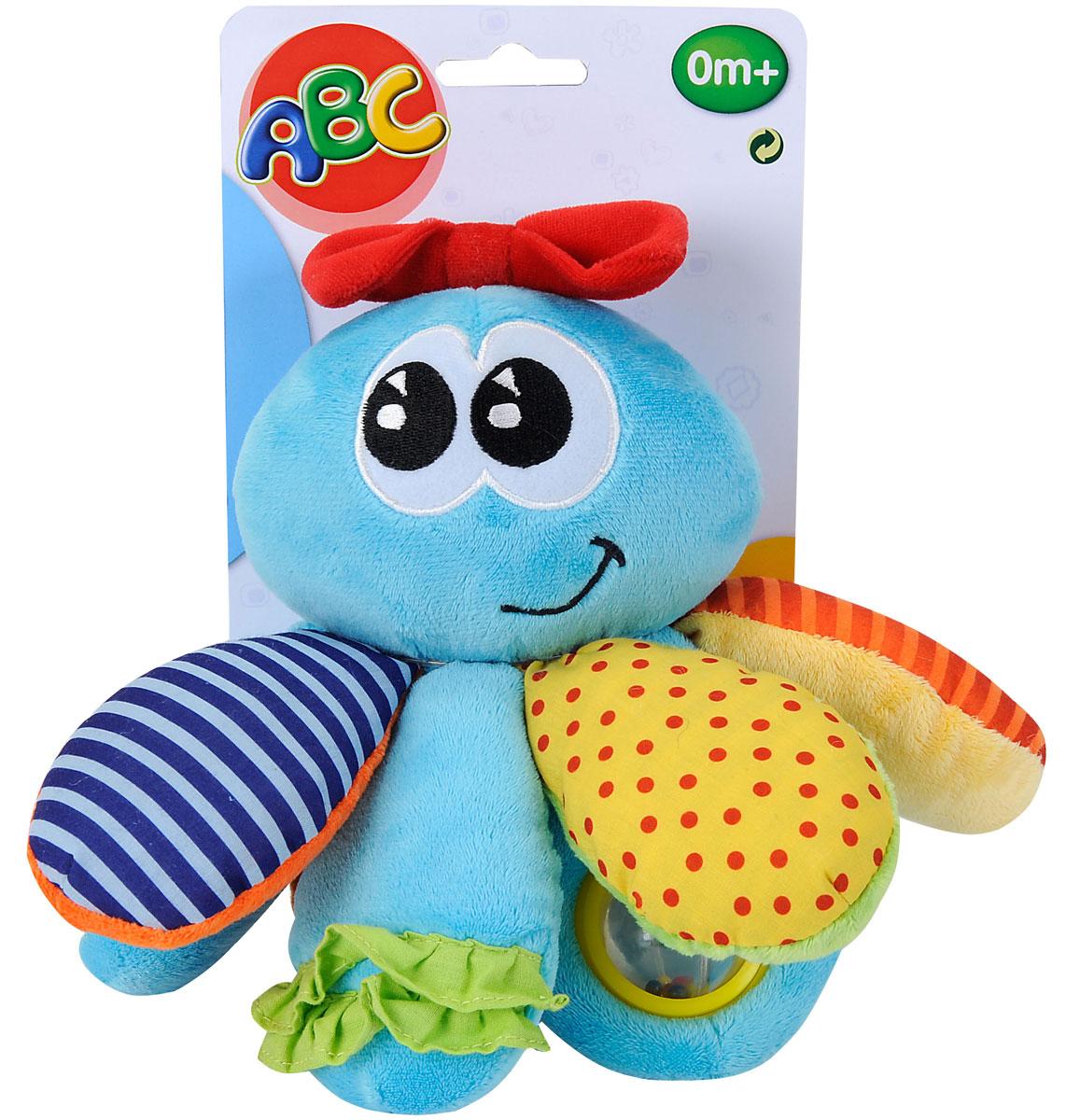 SimbaМягкая игрушка-погремушка Осьминожка Simba