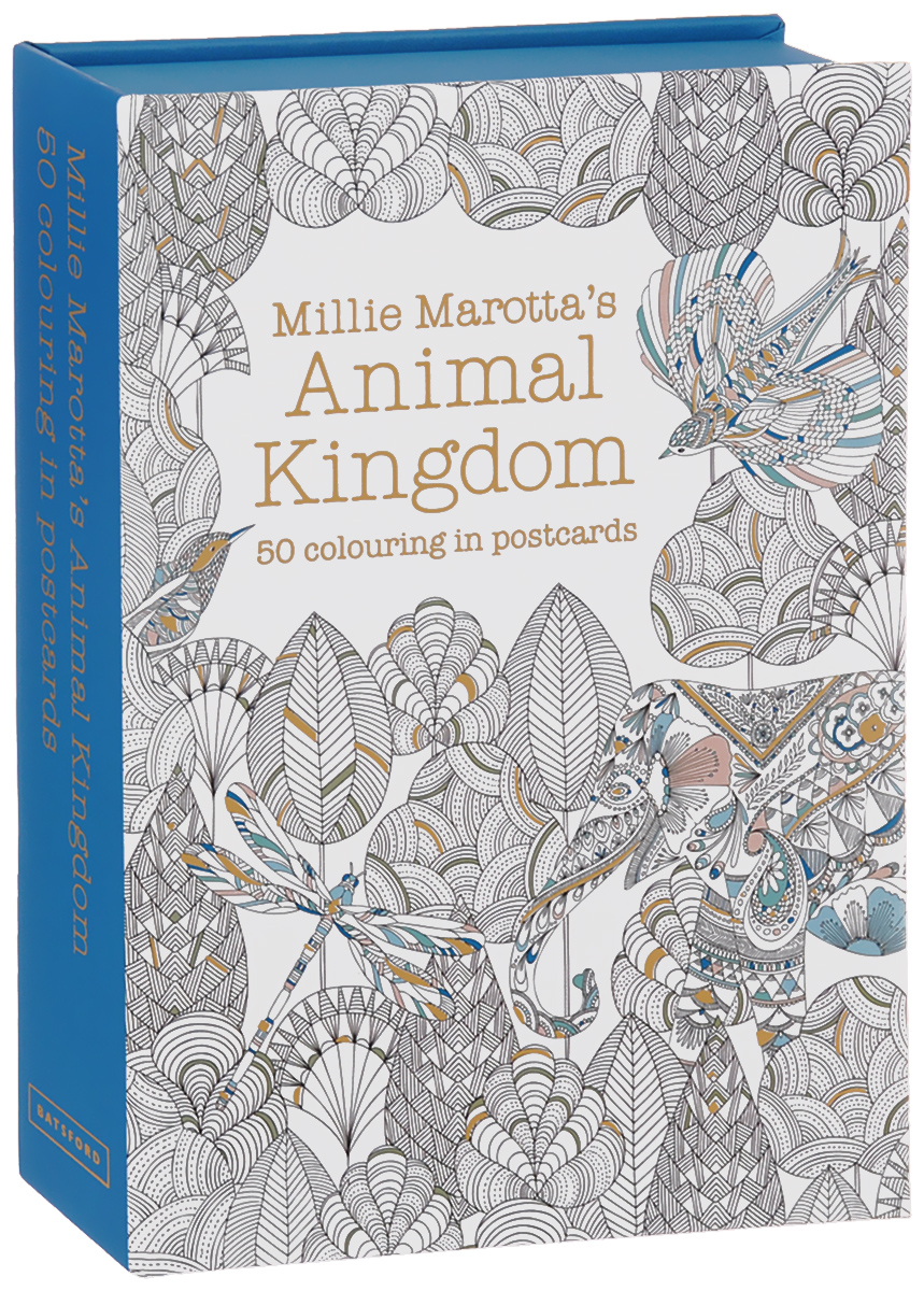 Animal Kingdom: 50 colouring postcards tapan kumar dutta and parimal roychoudhury diagnosis and characterization of bacterial pathogens in animal