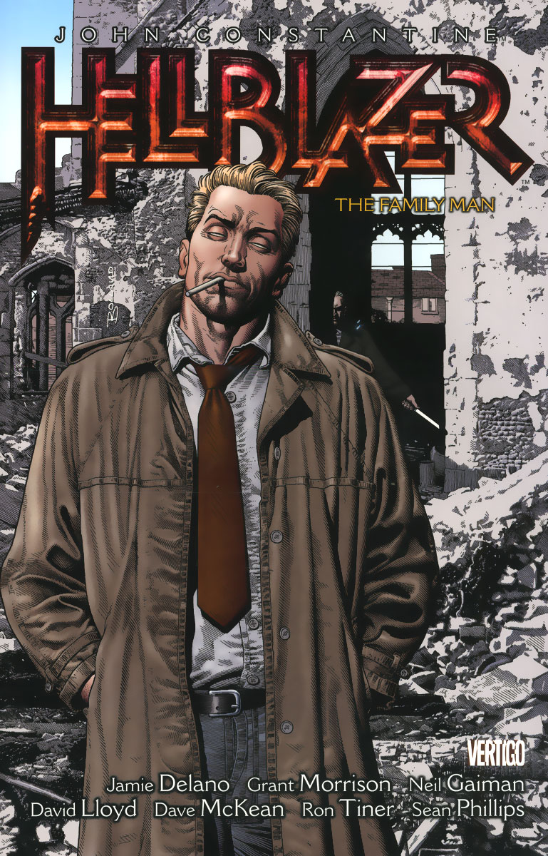 John Constantine, Hellblazer: Volume 4: The Family Man batman 66 volume 4