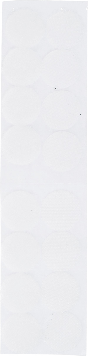 Кружки-липучки контактные Prym, самоклеящиеся, цвет: белый, диаметр 2 см, 8 шт342621Контактные кружки-липучки Prym выполнены из 100% полиамида и оснащены оборотной самоклеющейся стороной. Изделия предназначены для фиксации одежды обуви и других предметов. Липучки состоят из двух частей - одна с крючками, а другая с петлями, которые сцепляются между собой и разъединяются при значительном усилии.Такие кружки-липучки Prym станут незаменимыми помощниками в хозяйстве и рукоделии.Диаметр липучек: 2 см.
