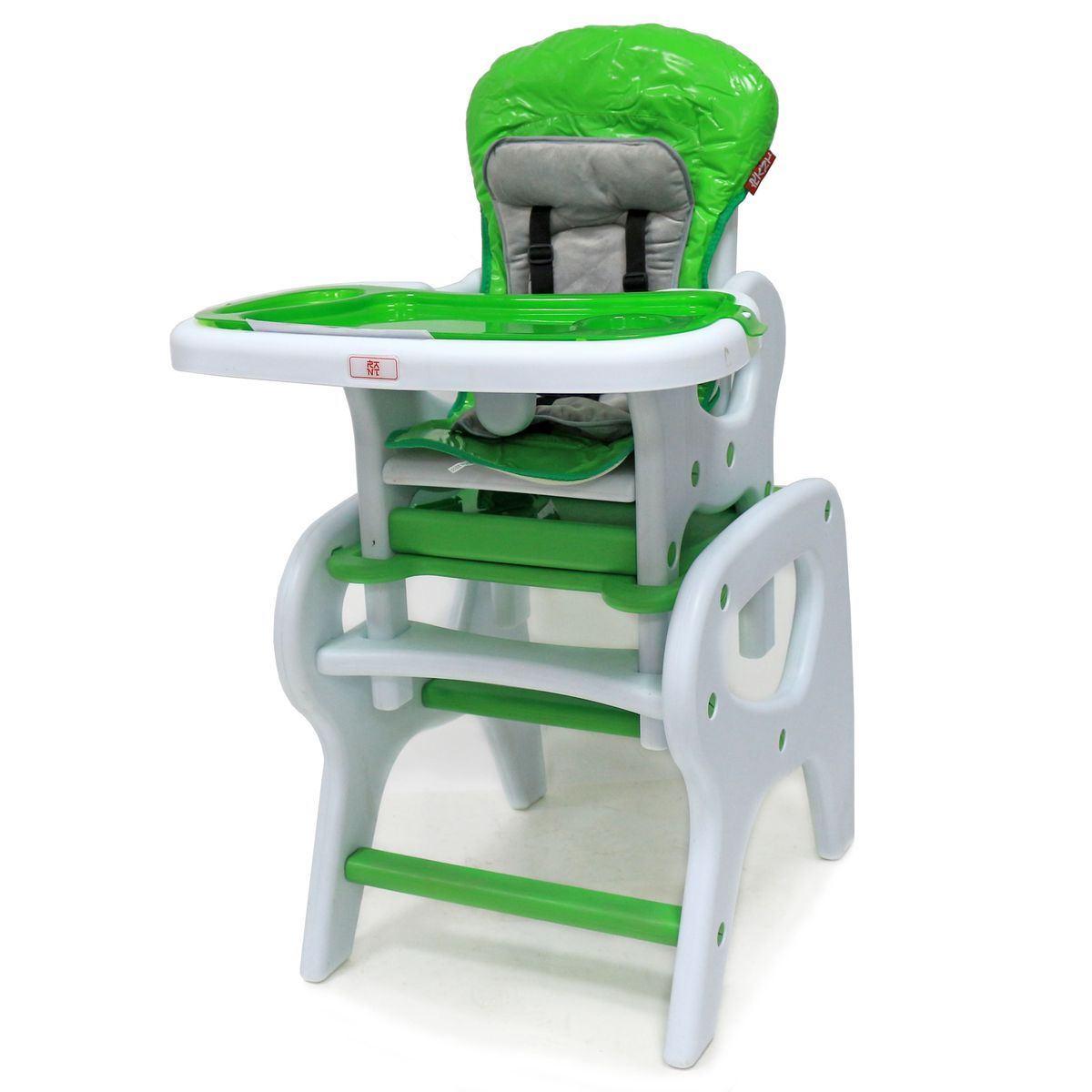 Rant Стульчик для кормления комбинированный детский Maxim цвет зеленый -  Все для детского кормления