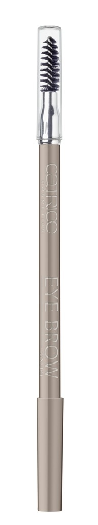 CATRICE Контур для бровей со щеткой Eye Brow Stylist 020 Data With Ash-ton коричневый, 1,6гр48775Незаменимое средство для Ваших бровей В практичном дизайне в форме ручки. Благодаря профессиональной щеточке, создает идеальную форму бровей, на которую очень легко нанести пудровую текстуру карандаша и сделать натуральные, естественные брови. Вы больше никогда без него не выйдете из дома!