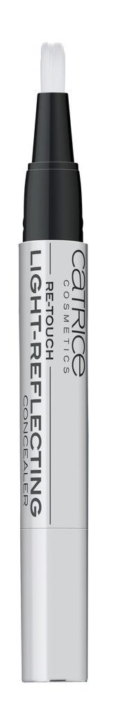 CATRICE Корректор дефектов кожи с кисточкой Re-Touch Light-Reflecting Concealer 020 бежевый, 1,5мл виброплита с баком vektor vpg 70b lifan 3001