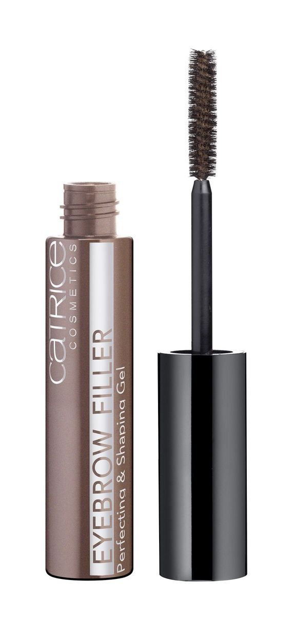 CATRICE Гель для бровей Eyebrow Filler - Perfecting & Shaping Gel 010, 6,5мл гель для бровей с микроволокнами eyebrow booster filling effect 6 8мл
