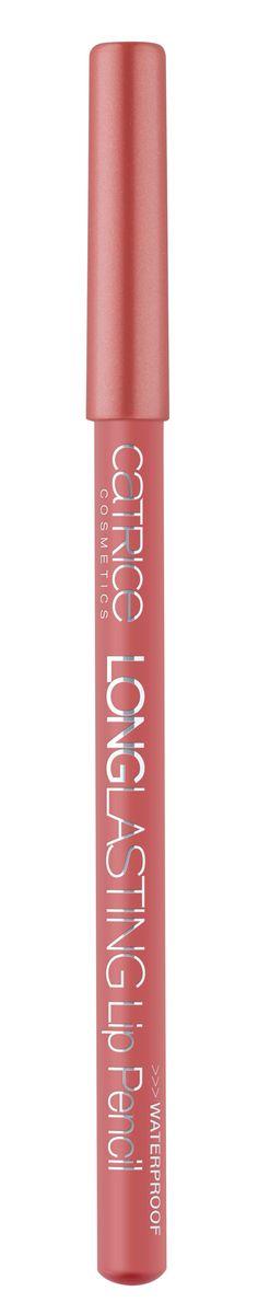 CATRICE Контур для губ Longlasting Lip Pencil 100 Upper Brown Side нежно-коричневый, 0,78гр75418Карандаши для губ Longlasting Lip Pencil от CATRICE гарантируют превосходный результат и не позволят Вашей помаде или блеску выйти за очерченный контур.