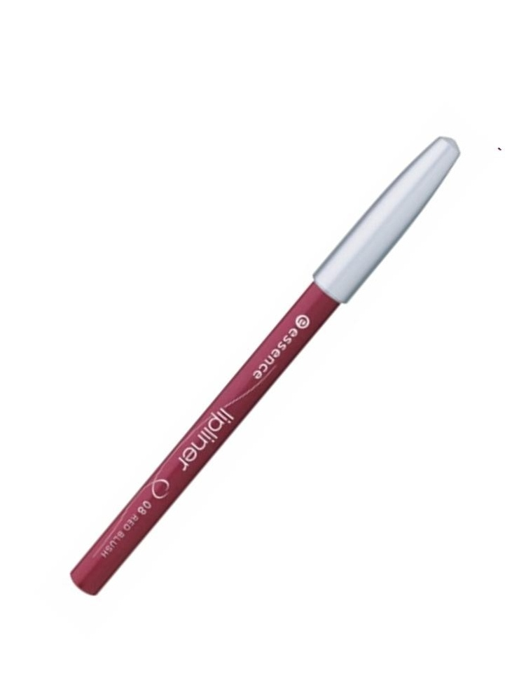 essence Контур для губ lip liner тон 08, 1гр41783эти карандаши сделают контур четким, а губы еще прекраснее. практический эффект: нежная текстура со стойким эффектом.