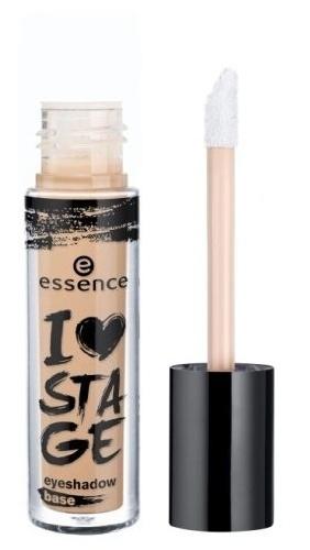 Essence База под тени для век, с аппликатором, 4 мл48750Кремовая текстура не скатывается, помогая теням дольше держаться и выглядеть насыщено. Для идеального макияжа как на сцене!