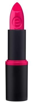 essence Губная помада longlasting lipstick насыщено-розовый т.12, 3,8гр77600Коллекция «longlasting lipstick» - это множество красивых оттенков губной помады, поэтому каждая девушка сможет выбрать себе подходящий ей цвет.Любая помада из этой серии имеет хорошо пигментированный цвет и на несколько часов придаёт губам безупречный ухоженный вид. Вы можете выбрать как нюдовые (например, оттенок 5, 11), так и яркие насыщенные цвета (оттенки 2, 3). Помады представлены в чёрной матовой пластиковой упаковке с цветной полоской, совпадающей с оттенком помады. Плотная крышка защищает помаду от возможности открываться без необходимости.