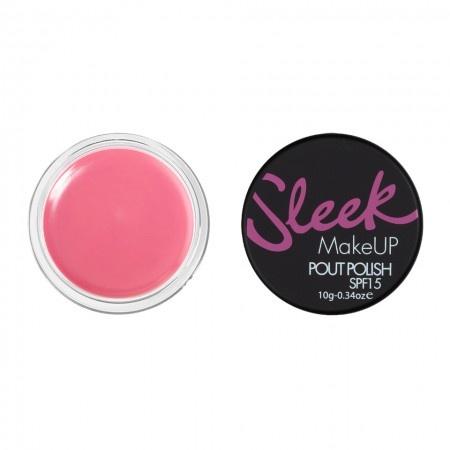 SLEEK MAKEUP Блеск для губ Pout Polish Powder Pink 942, 10гр96009543Кремовая не липкая текстура!Приятный аромат и великолепная стойкость! Наносить его можно как пальцем , так и кистьюПродукт не забивается в скадочки губ и не растекается за их контур!Содержит в себе увлажняющие масла: Ши, миндаля, авокадо и пшеницы. А также витамины А, С и Е