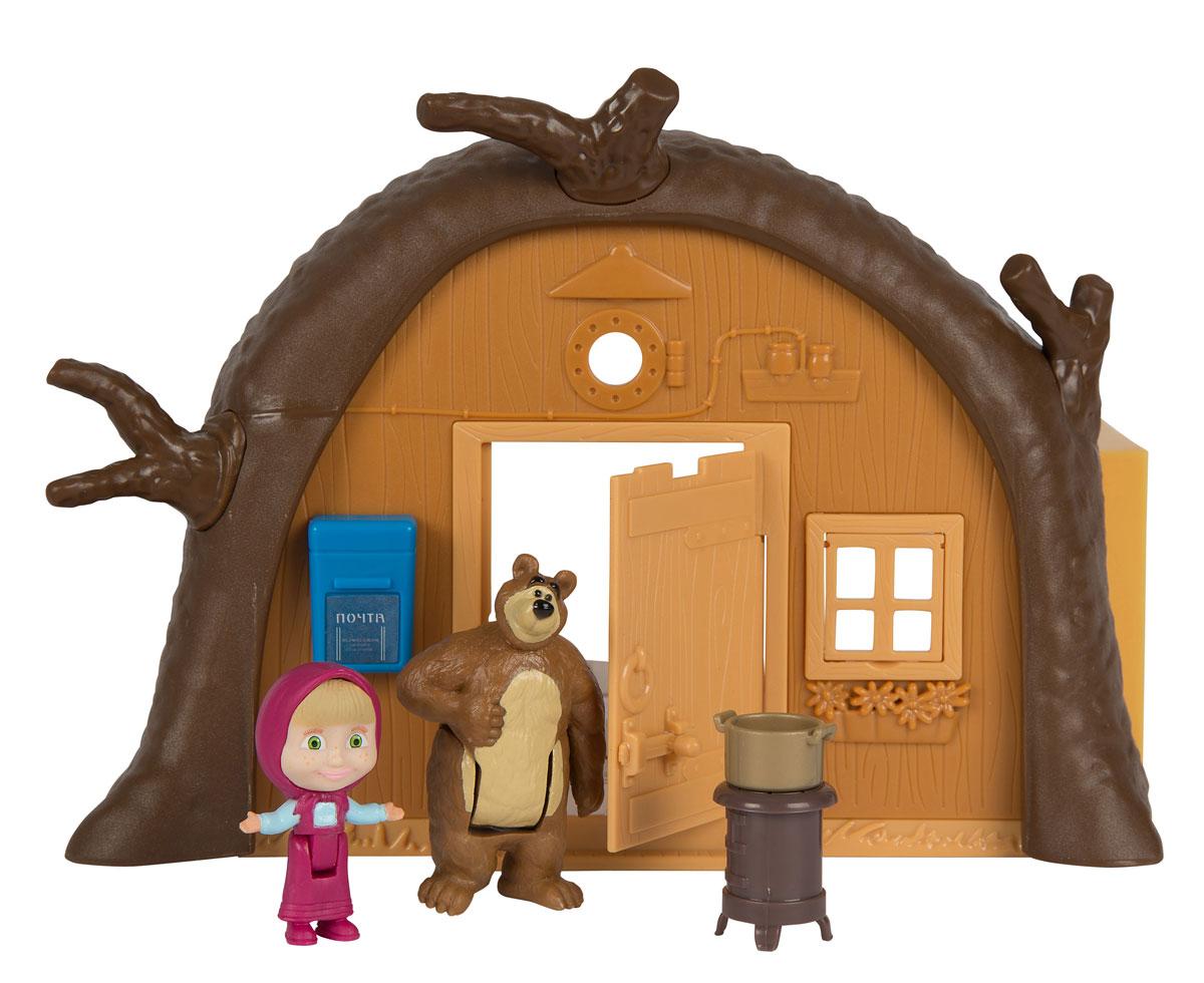 Simba Игровой набор Домик Медведя simba игровой набор домик медведя