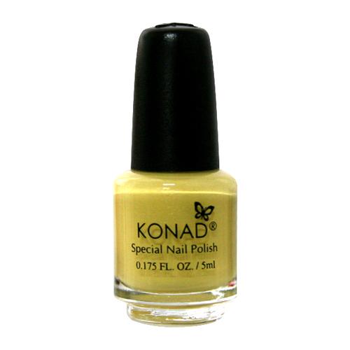 Konad Специальный лак для стемпинга Пастельно-желтый S05 Pastel Yellow 5 млSN-SP5-S005Специальный лак для стемпинга 5 мл