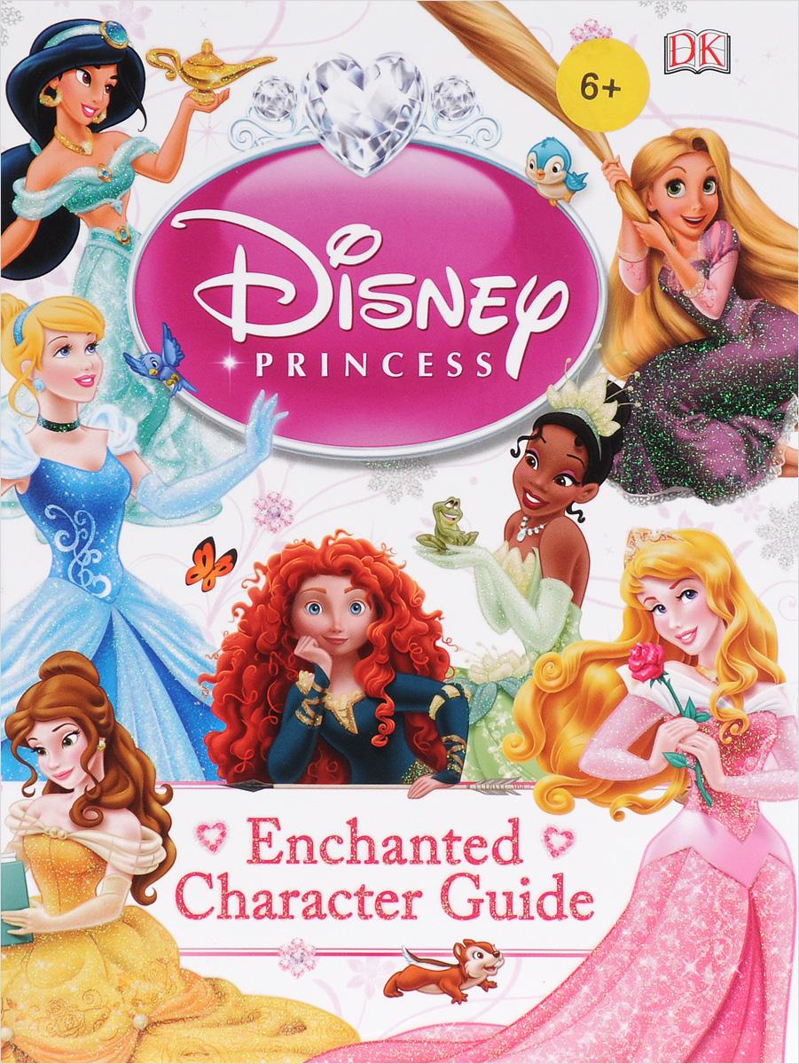 Disney Princess Enchanted Character Guide disney princess enchanted character guide