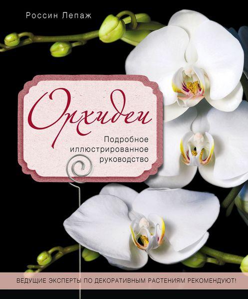Россин Лепаж Орхидеи. Подробное иллюстрированное руководство очень специальная теория относительности иллюстрированное руководство