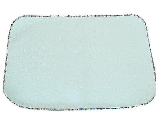 Пеленка впитывающая для животных  ZooSpa , многоразовая, 4-слойная, цвет: голубой, 50 x 70 см - Средства для ухода и гигиены