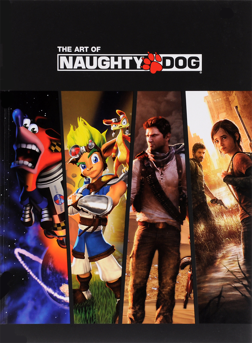 The Art of Naughty Dog fallout 4 game of the year edition [xbox one]
