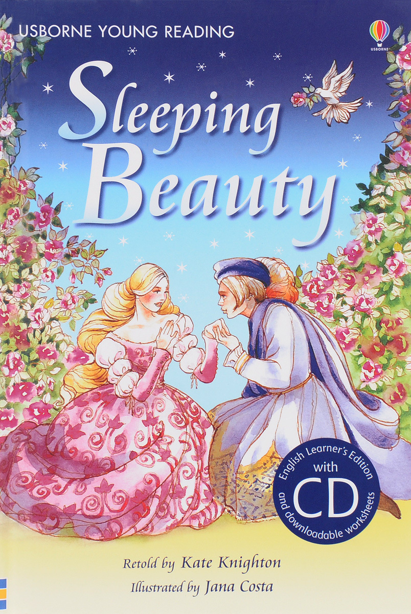 Sleeping Beauty  (+ CD) michael jacksons this is it cd