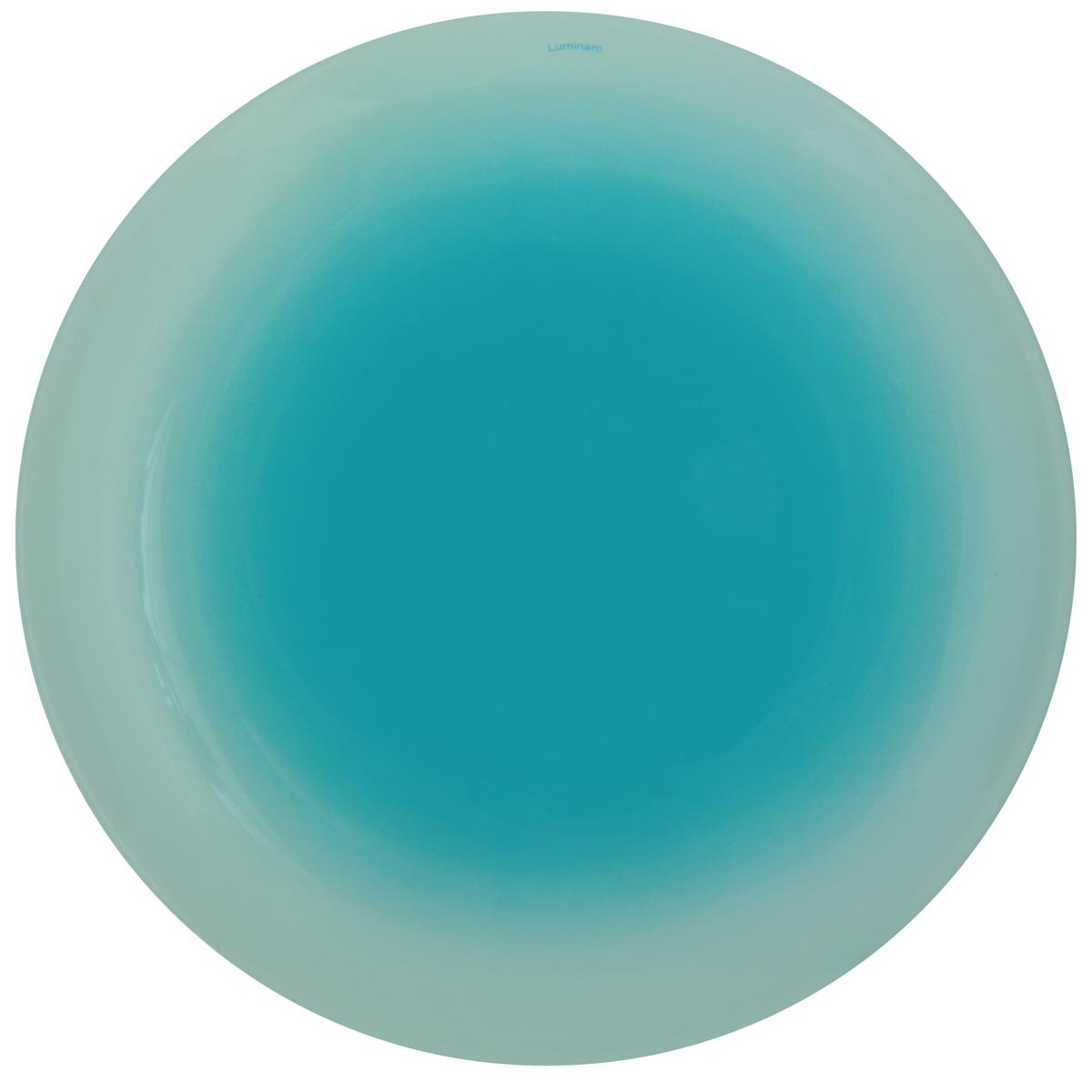 Тарелка десертная Luminarc Fizz Frozen, диаметр 20 смH8784Десертная тарелка Luminarc Fizz Frozen, изготовленная из ударопрочного стекла, имеет изысканный внешний вид. Такая тарелка прекрасно подходит как для торжественных случаев, так и для повседневного использования. Идеальна для подачи десертов, пирожных, тортов и многого другого. Она прекрасно оформит стол и станет отличным дополнением к вашей коллекции кухонной посуды. Диаметр тарелки: 20 см.