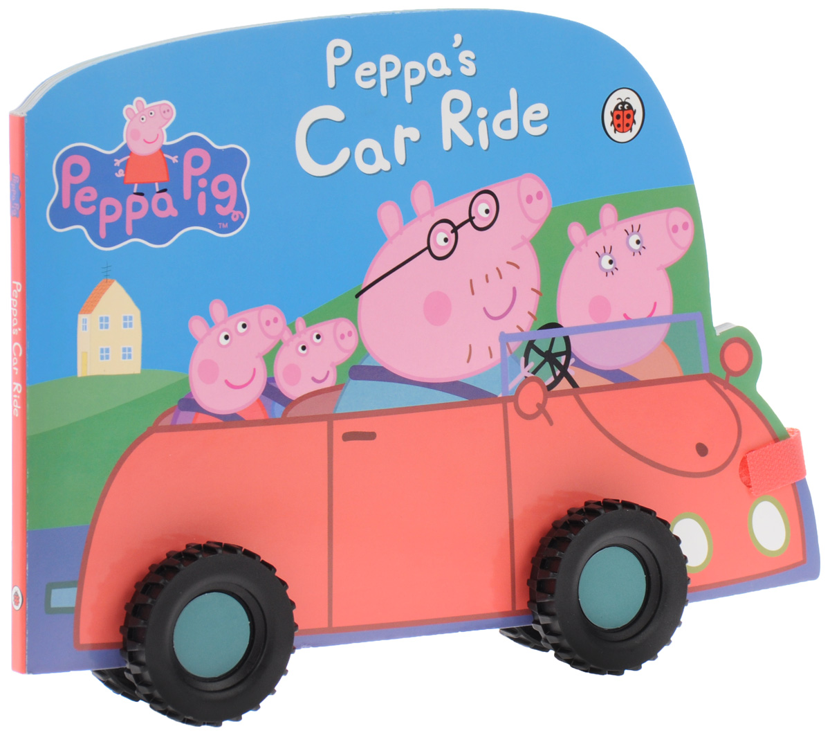 Peppa Pig: Peppa's Car Ride peppa pig fun at the fair